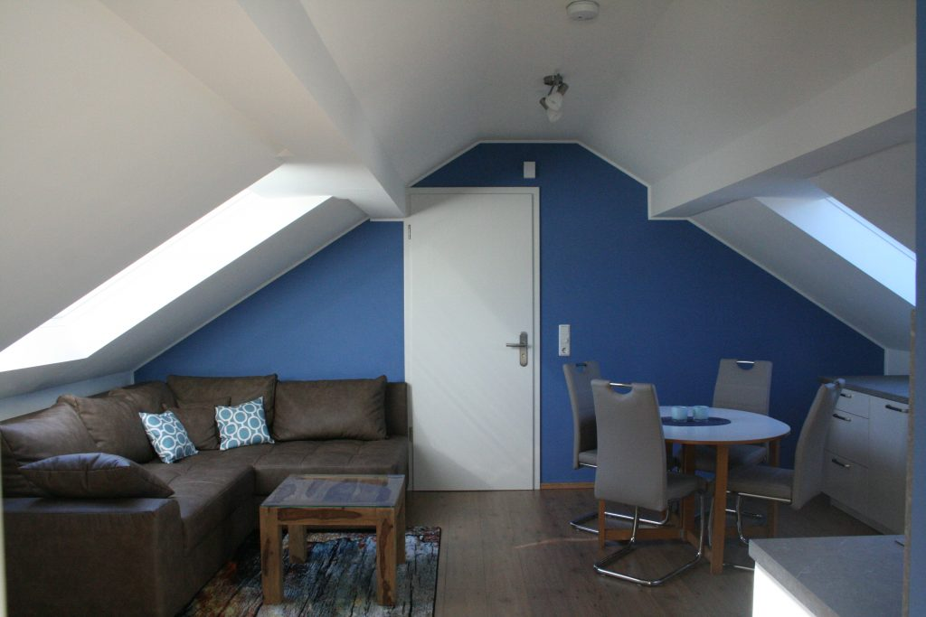 Wohn- und Essbereich / Living and dining area